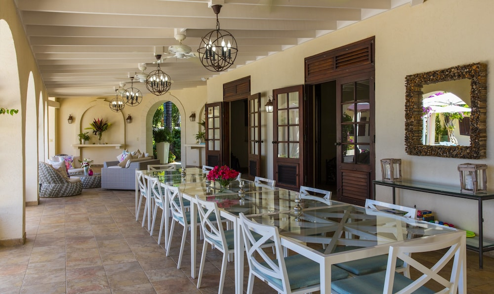 Restaurant, Jumby Bay Island - Oetker Collection - All Inclusive