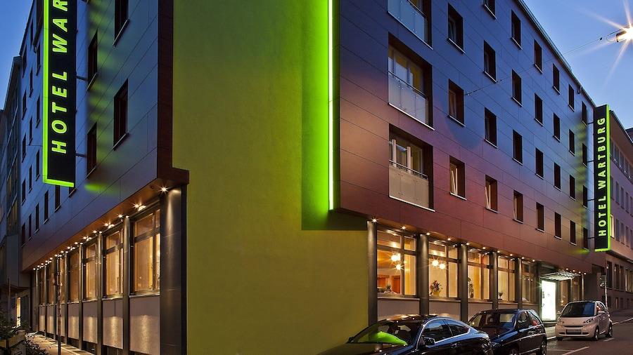 TOP VCH Hotel Wartburg Stuttgart