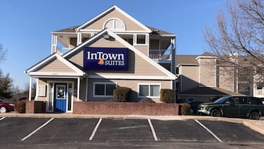 InTown Suites Extended Stay Louisville KY - Westport Road