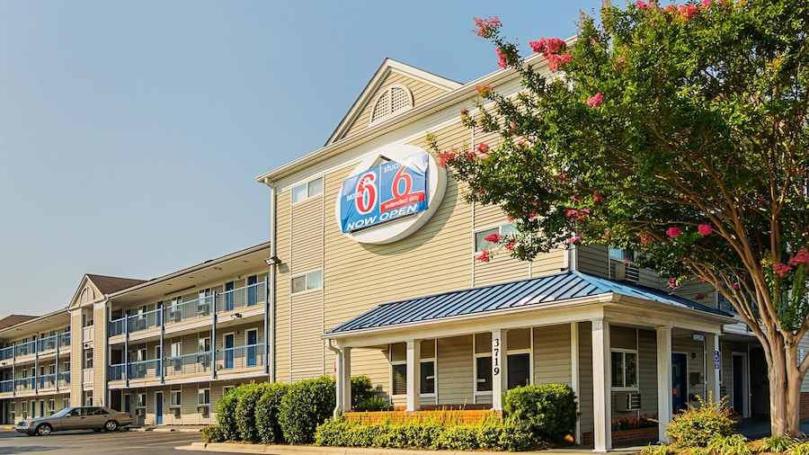 Motel 6 Fayetteville, NC - Fort Bragg Area