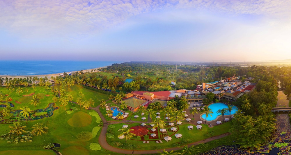 Aerial View, The Leela Goa