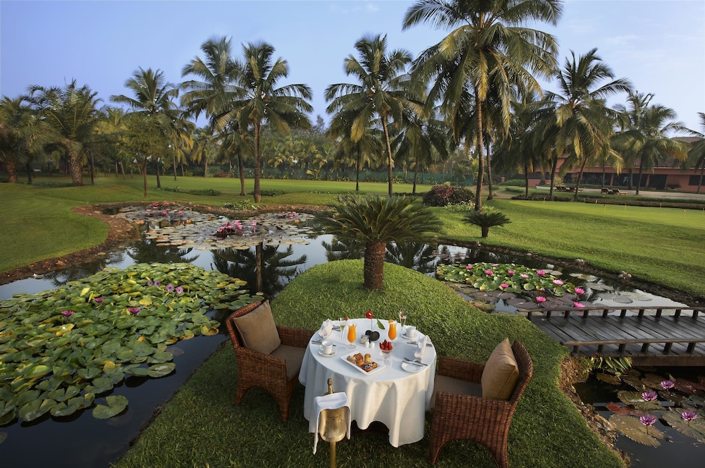 Breakfast Area, The Leela Goa