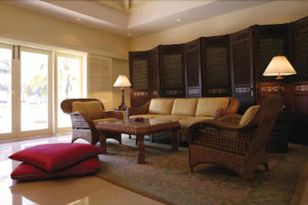 Living Area, The Leela Goa