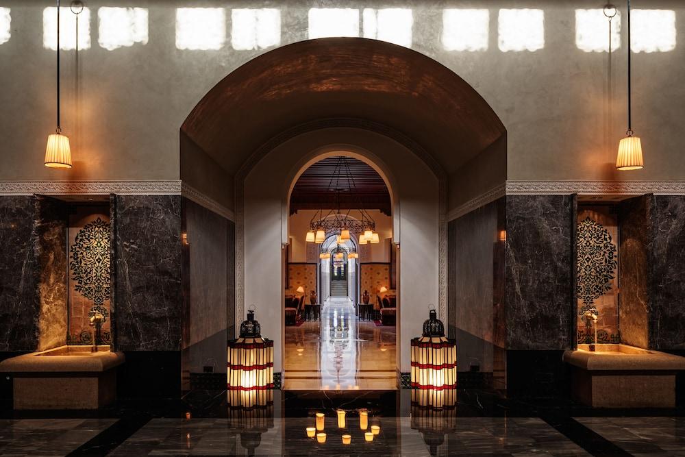 La Mamounia Marrakech Maroc  ExpediaFr