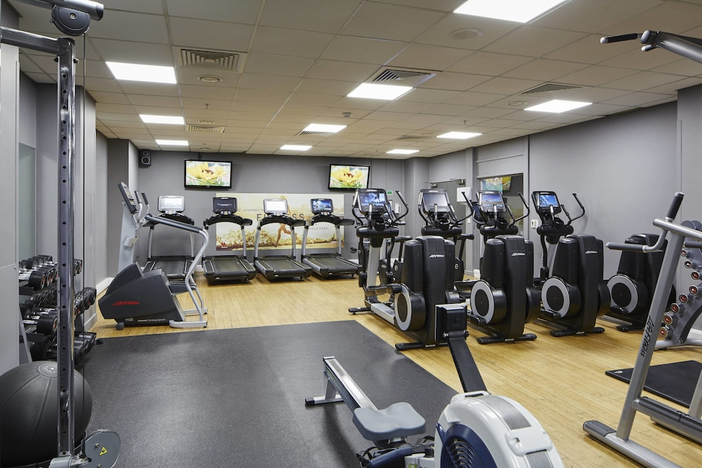 Sports Facility, London Heathrow Marriott Hotel