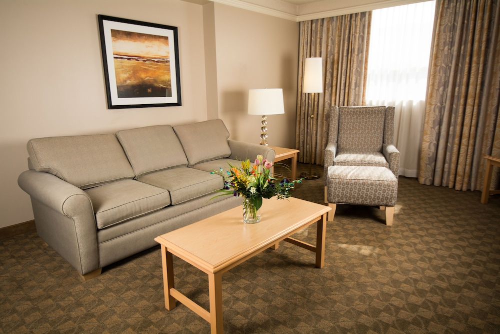 Living Area, Edmonton Inn and Conference Centre