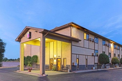 Great Place to stay Super 8 by Wyndham Cos/Hwy. 24 E/PAFB Area near Colorado Springs