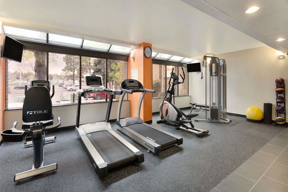 Fitness Facility, Super 8 by Wyndham Westminster Denver North