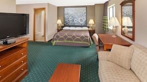 In-room safe, individually decorated, individually furnished