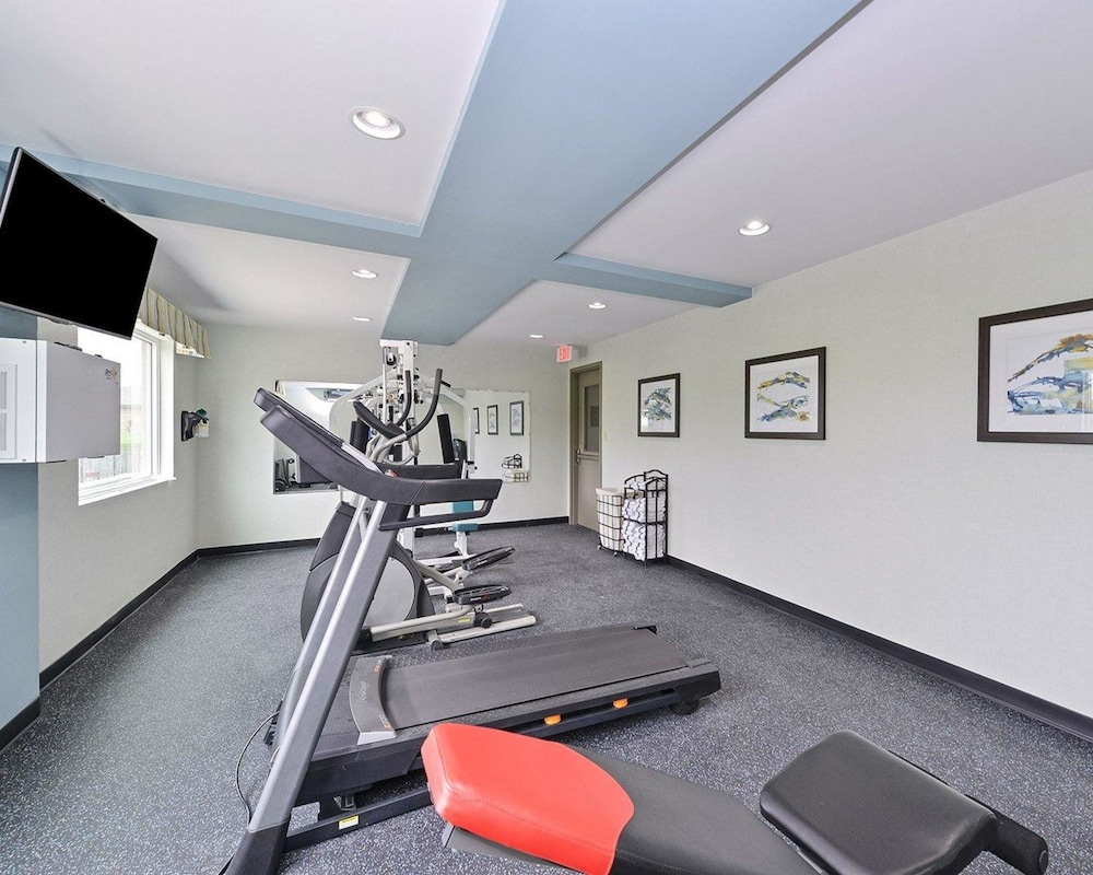 Fitness Facility, Comfort Inn & Suites Springfield I-55