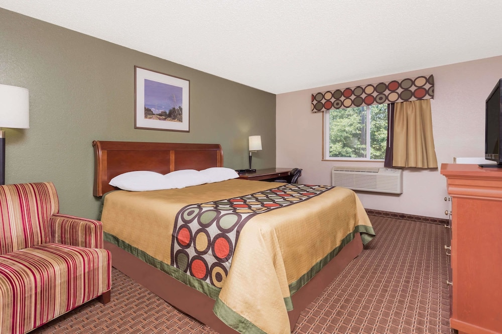 Room, Super 8 by Wyndham Augusta/Ft Gordon Area