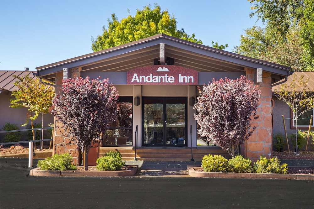 Front of Property, Andante Inn of Sedona