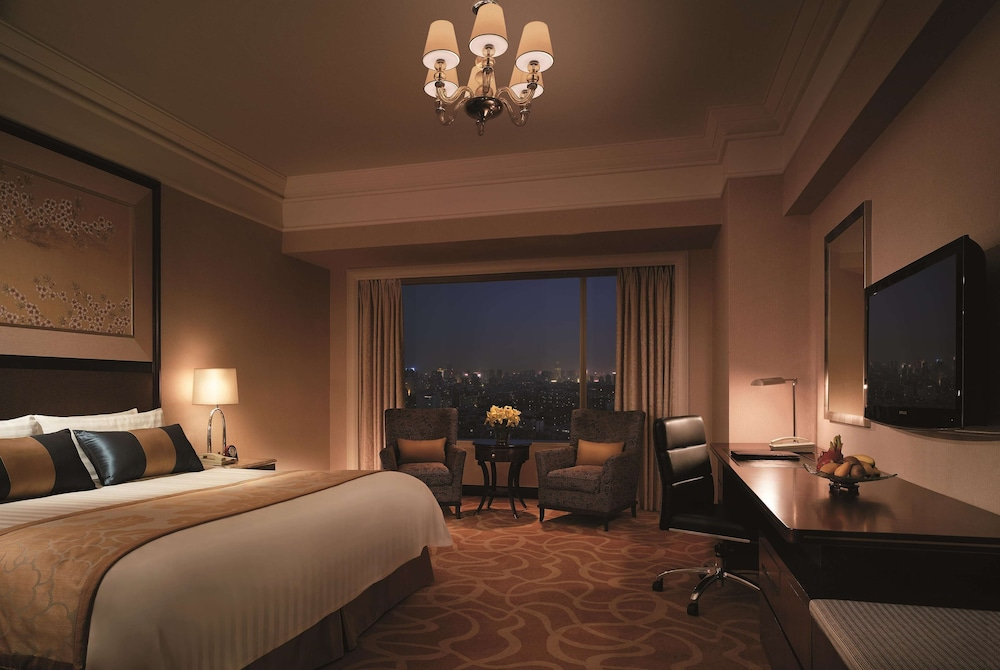 Featured Image, Shangri-La Hotel, Wuhan