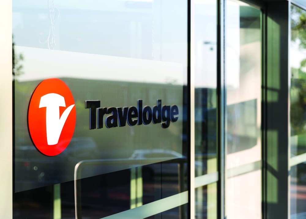 Front of Property, Travelodge Hotel Bankstown Sydney