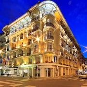 Best Western Plus Hotel Massena Nice