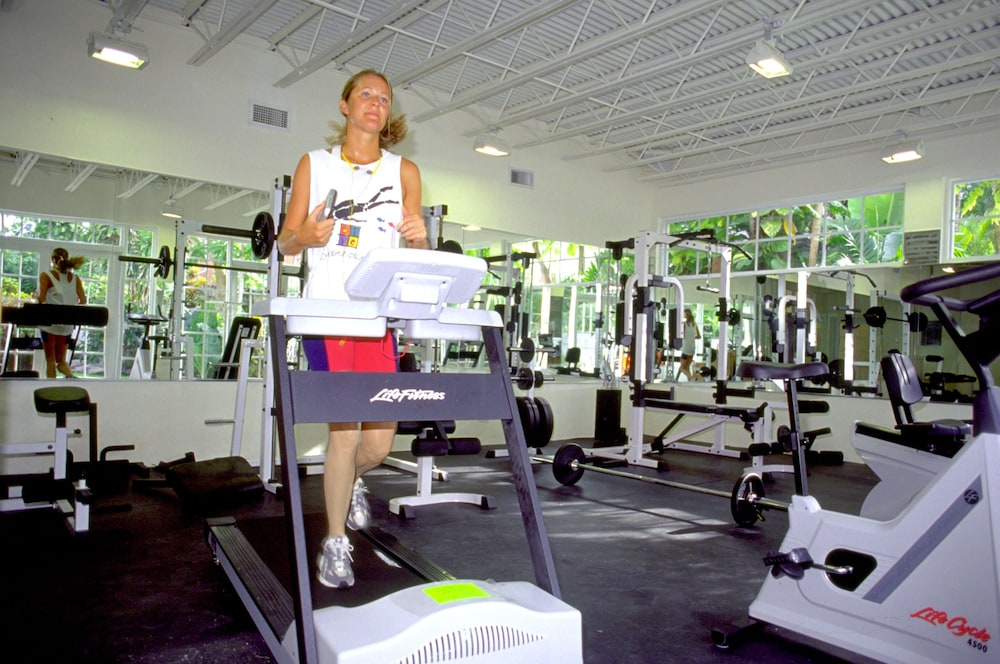 Fitness Facility, Graycliff Hotel And Restaurant