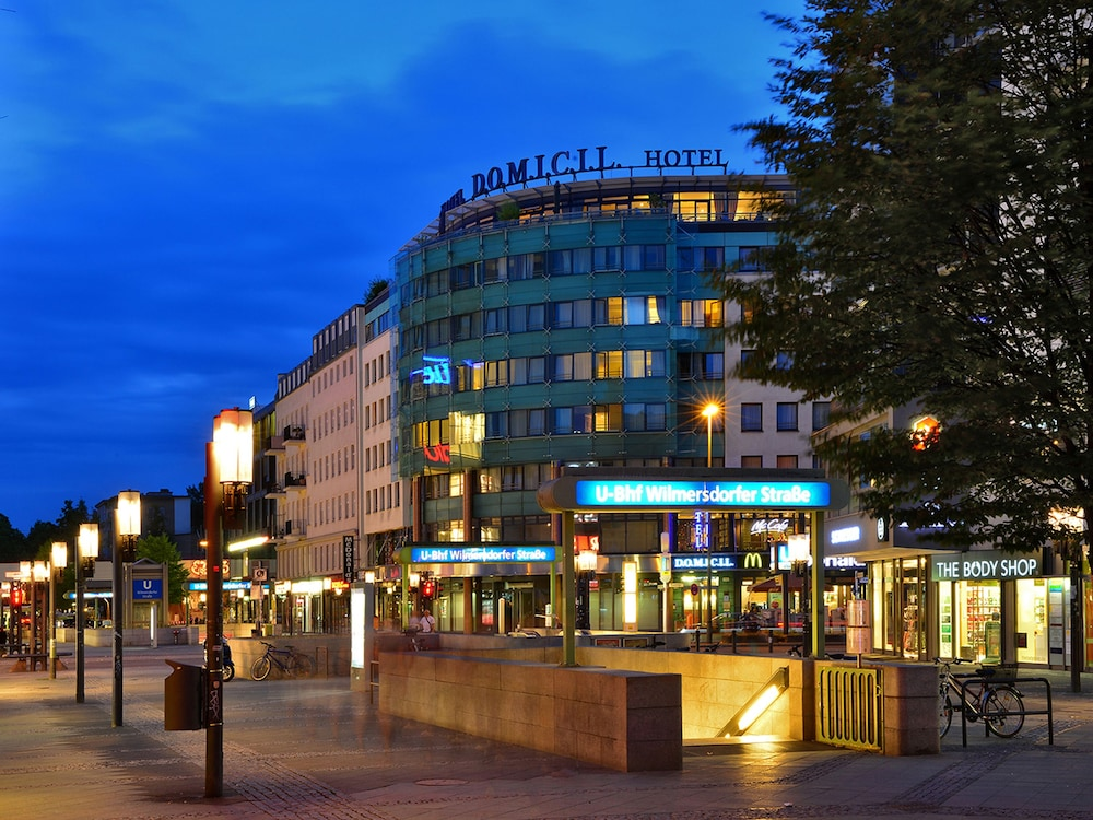 Berlin Hotel Domicil Berlin By Golden Tulip