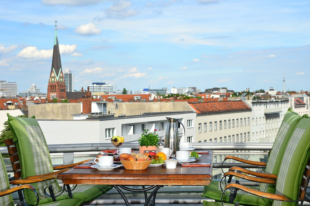 Hotel Domicil Golden Tulip Berlin