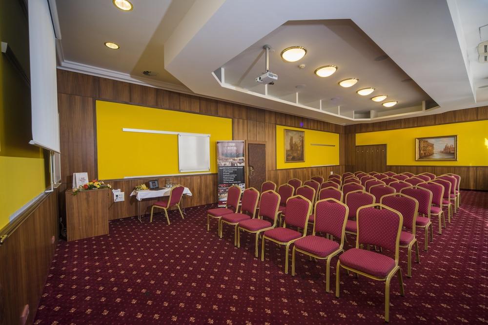 Top Hotel Praha Blazimska