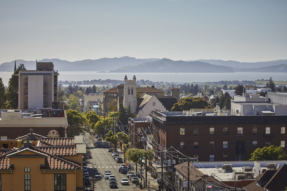 View from Property, Graduate Berkeley
