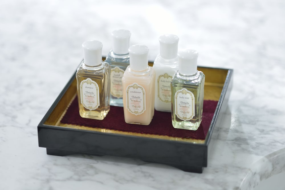 Bathroom Amenities, Hotel Granvia Kyoto
