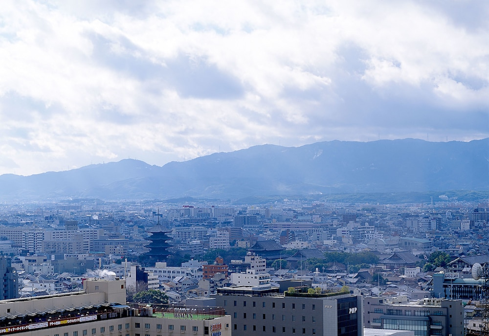 View from Property, Hotel Granvia Kyoto