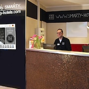 SMARTY Cologne City Center - Hostel/Backpacker accommodation