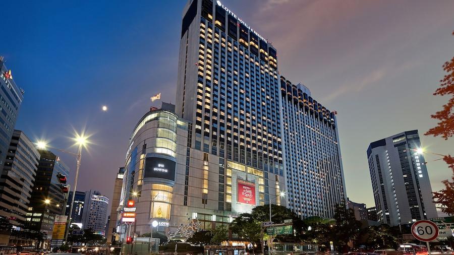 首爾樂天酒店