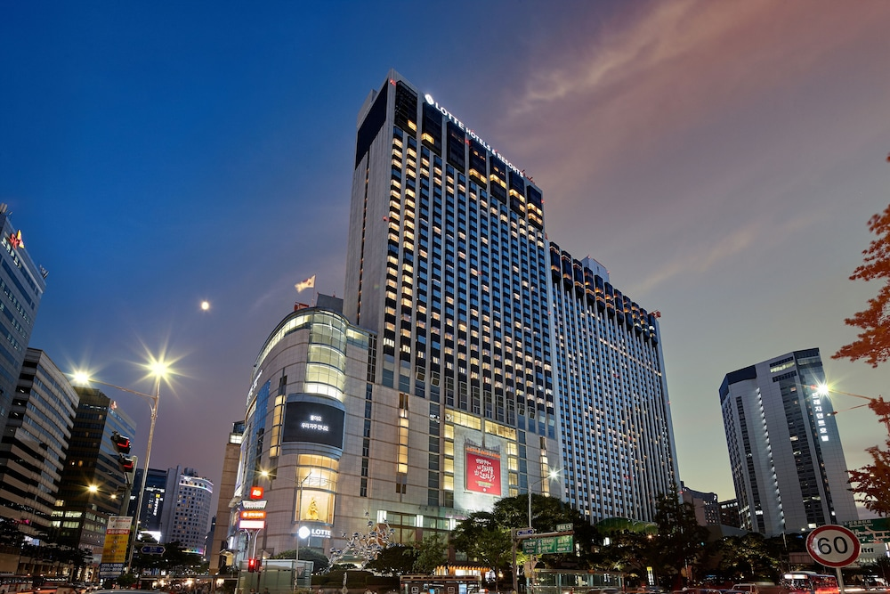 Featured Image, Lotte Hotel Seoul