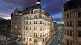 Art Nouveau Palace Hotel - Prague Hotels