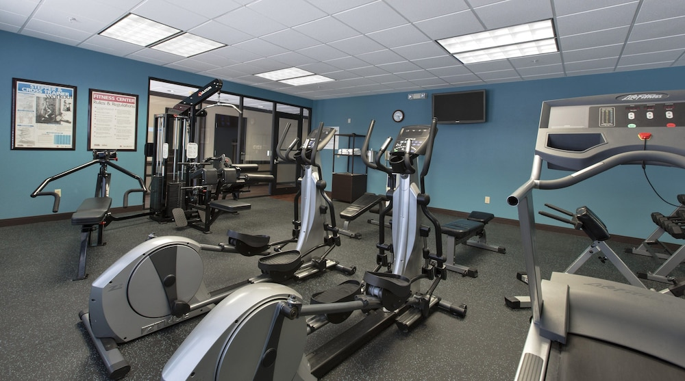 Fitness Facility, Holiday Inn Express & Suites Houston North-Spring Area, an IHG Hotel