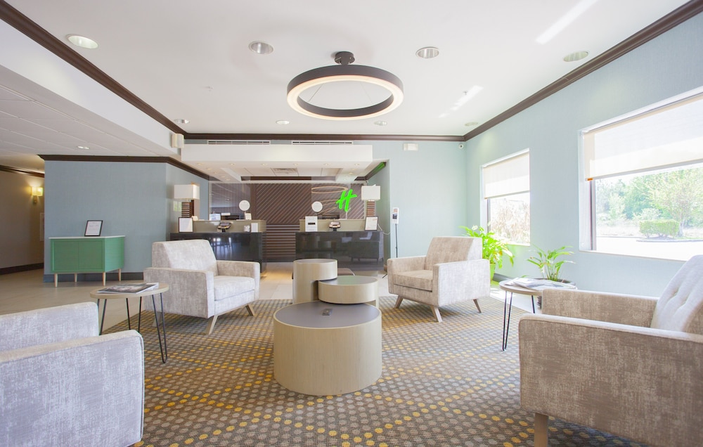 Lobby, Holiday Inn Express & Suites Houston North-Spring Area, an IHG Hotel