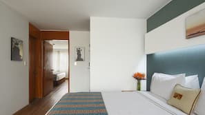 Minibar, in-room safe, blackout drapes, iron/ironing board