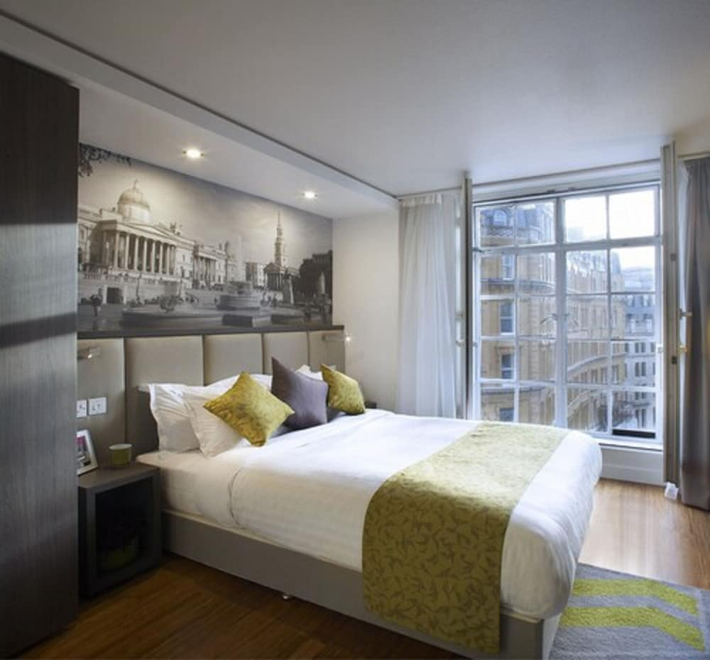 Room, Citadines Trafalgar Square London