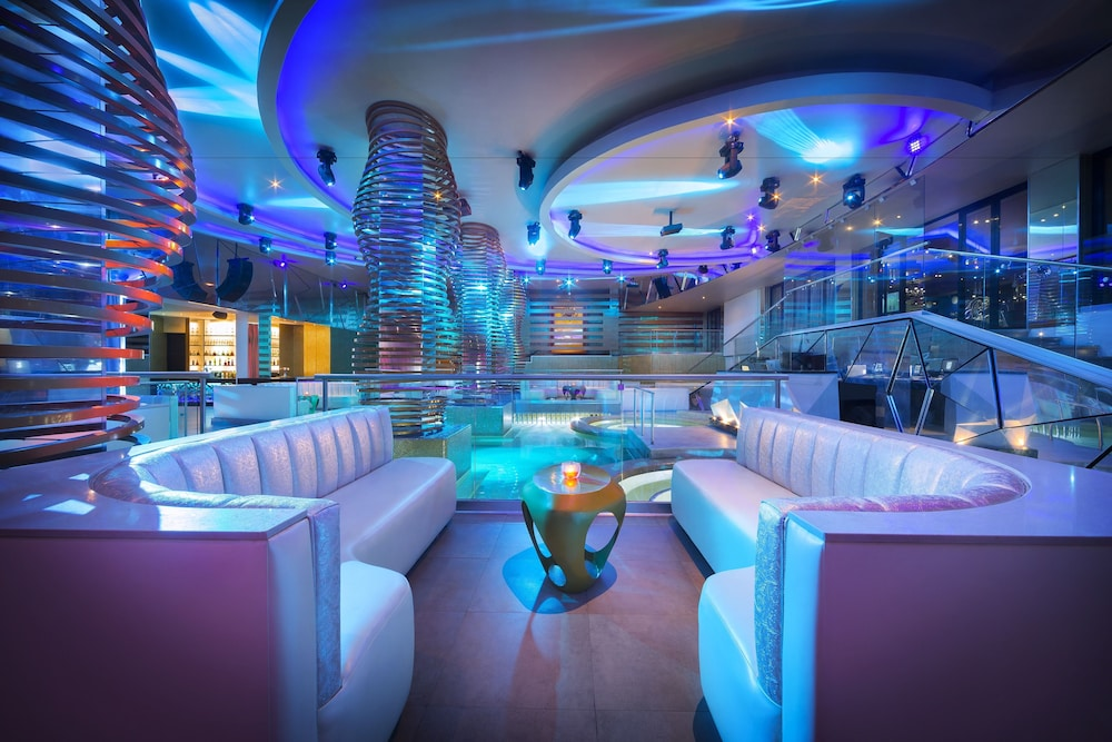 Nightclub, Hard Rock Hotel Riviera Maya - All Inclusive