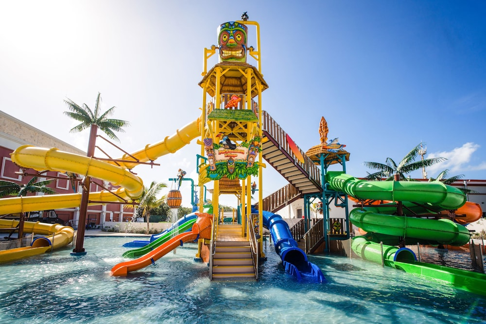 Water Park, Hard Rock Hotel Riviera Maya - All Inclusive