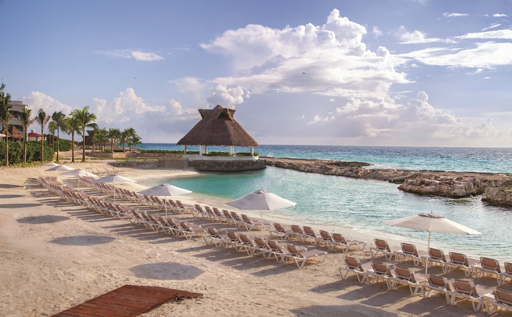 Beach, Hard Rock Hotel Riviera Maya - All Inclusive
