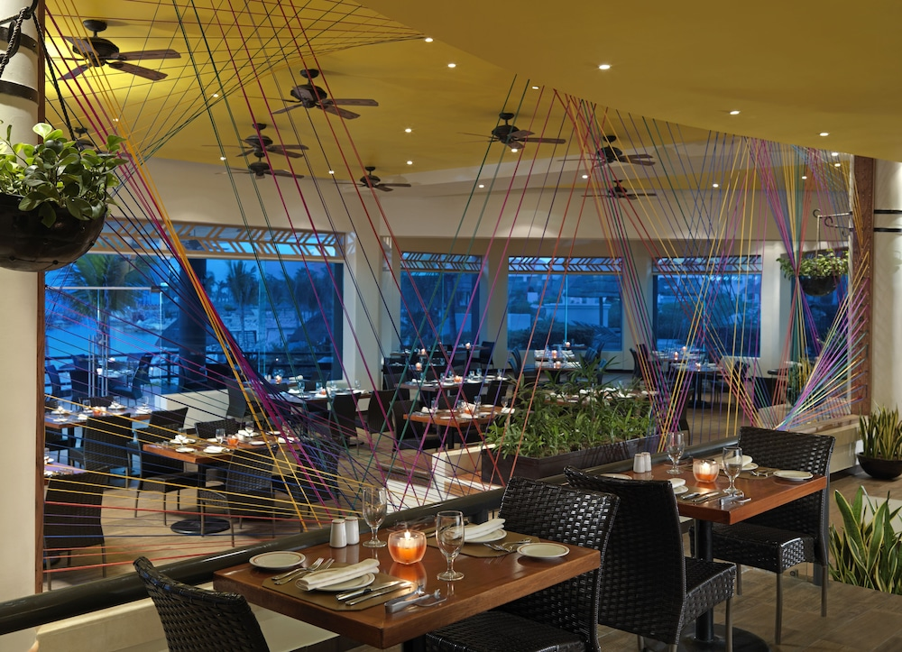 Restaurant, Hard Rock Hotel Riviera Maya - All Inclusive