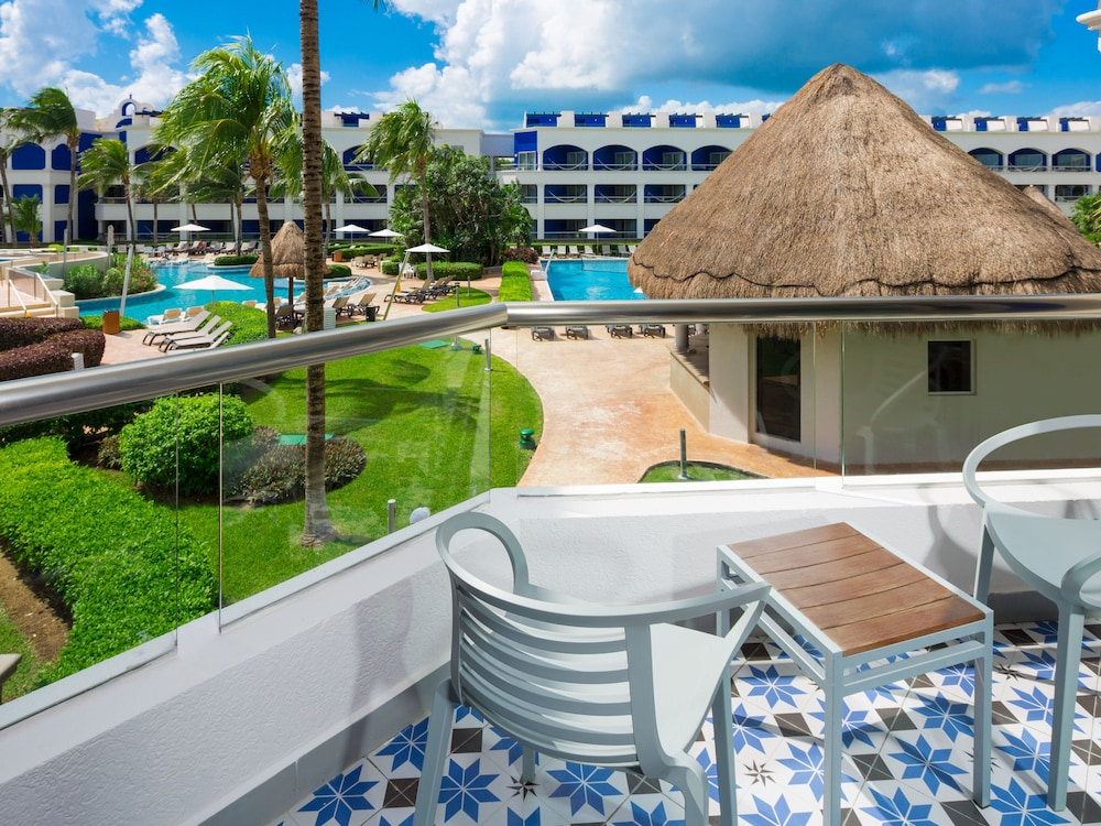 Balcony, Hard Rock Hotel Riviera Maya - All Inclusive