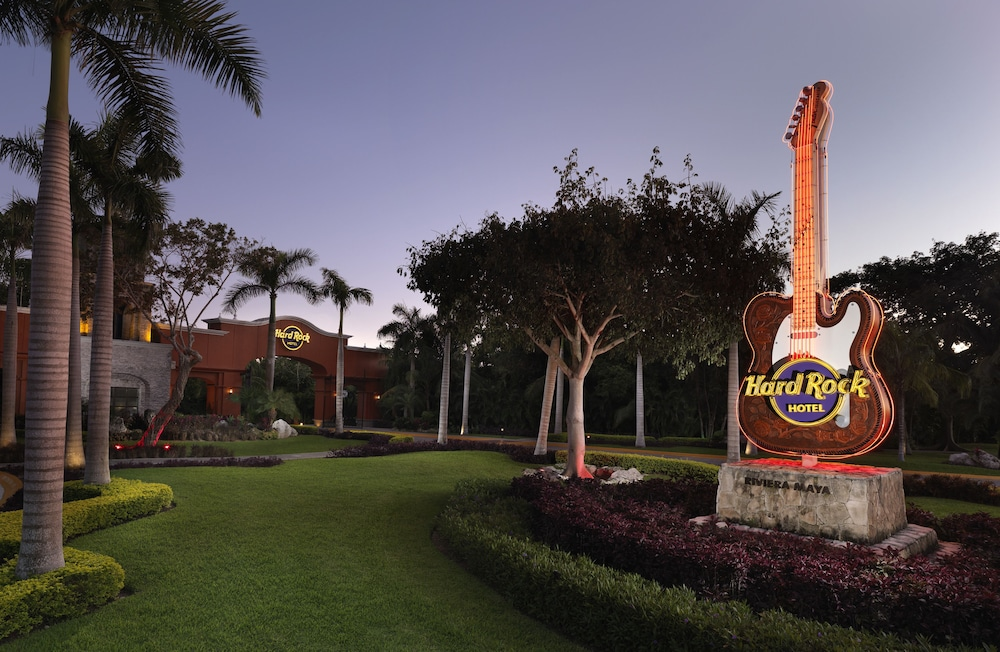 Exterior, Hard Rock Hotel Riviera Maya - All Inclusive