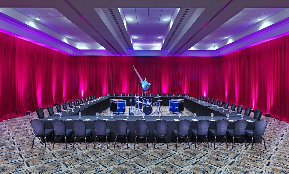 Meeting Facility, Hard Rock Hotel Riviera Maya - All Inclusive