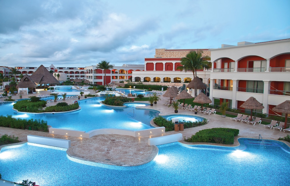Pool, Hard Rock Hotel Riviera Maya - All Inclusive