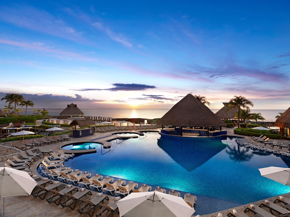 Outdoor Pool, Hard Rock Hotel Riviera Maya - All Inclusive