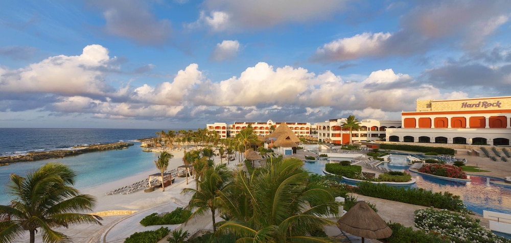 Aerial View, Hard Rock Hotel Riviera Maya - All Inclusive