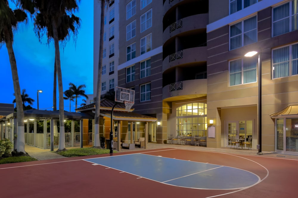 Sport Court, Staybridge Suites Miami Doral Area