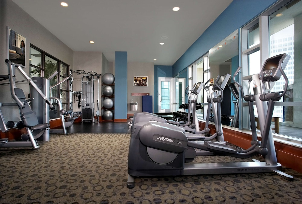 Fitness Facility, Hyatt Regency Calgary