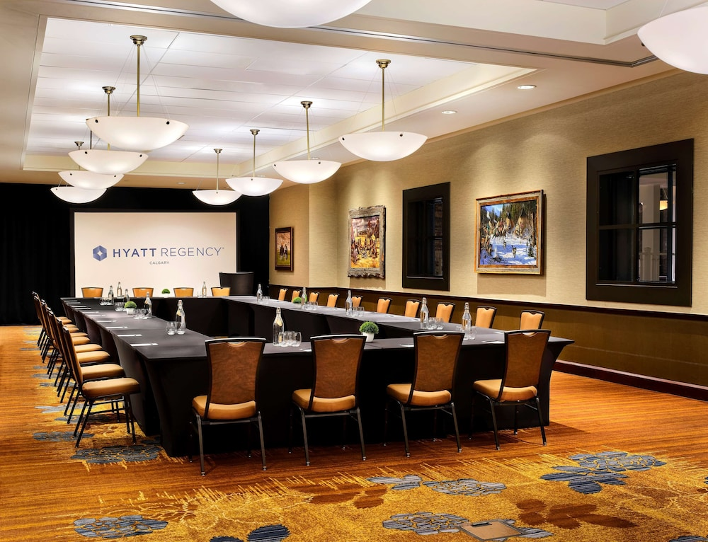 Meeting Facility, Hyatt Regency Calgary