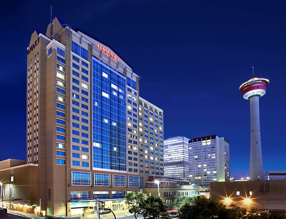 Featured Image, Hyatt Regency Calgary