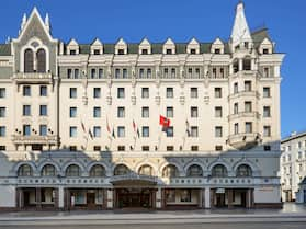 Marriott Moscow Royal Aurora Hotel