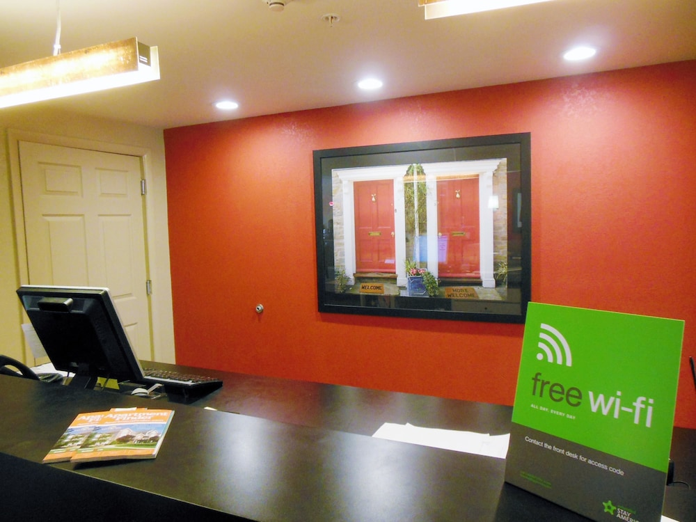 Lobby, Extended Stay America - Secaucus - New York City Area
